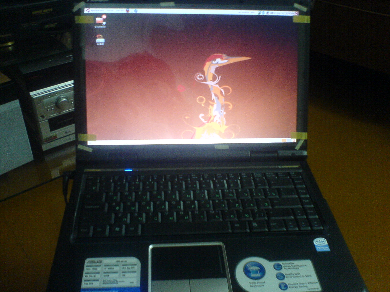 Driver Xp Asus F80l Specification