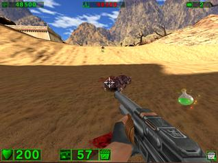 Serious Sam from Linux